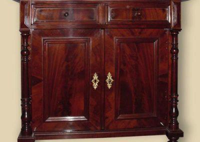 Mahogany-cabinet-restoration