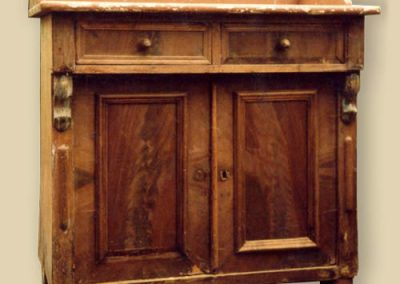 Mahogany-cabinet-restoration-before