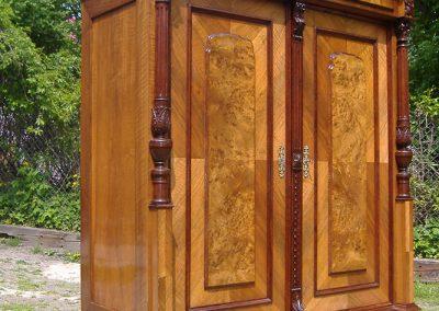 Victorian-wardrobe-restoration