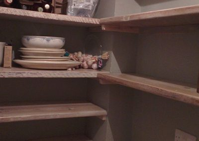 reclaimed-pine-distressed-pantry-shelving